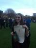 Entrance Award-Emma Aspil