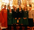 Opening of Year Mass 2013